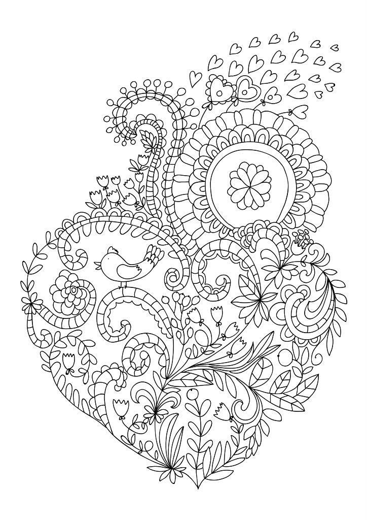 АНТИСТРЕСС | Раскраски для детей распечатать бесплатно в ...