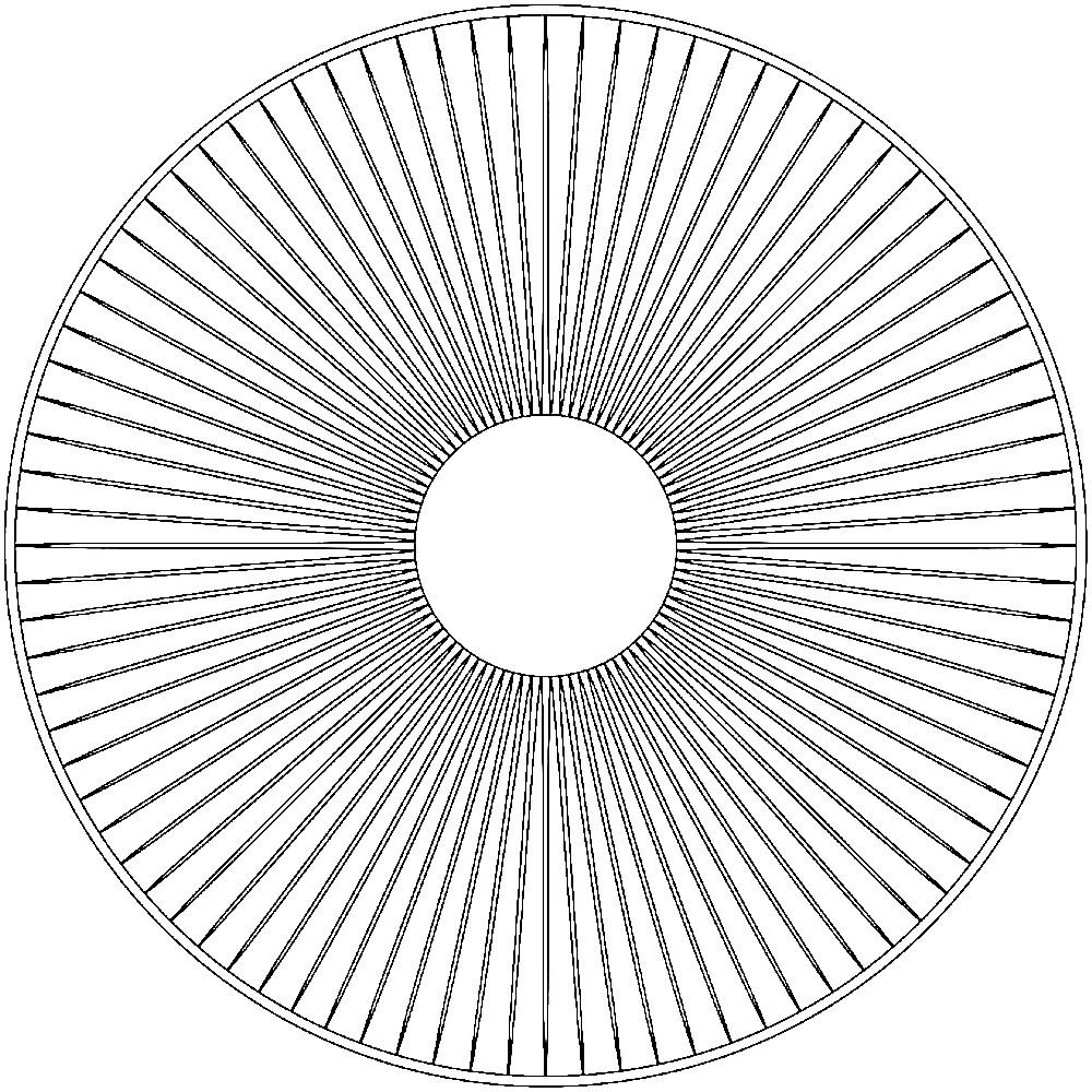 Раскраска мандала оптическая иллюзия