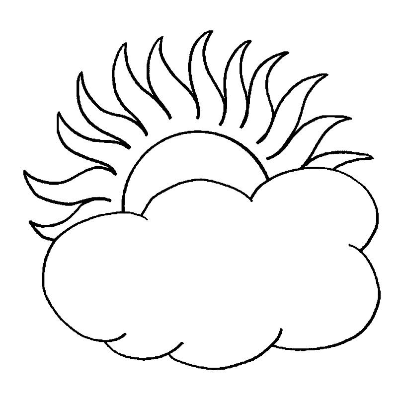 солнце раскраски для детей распечатать бесплатно в формате а4