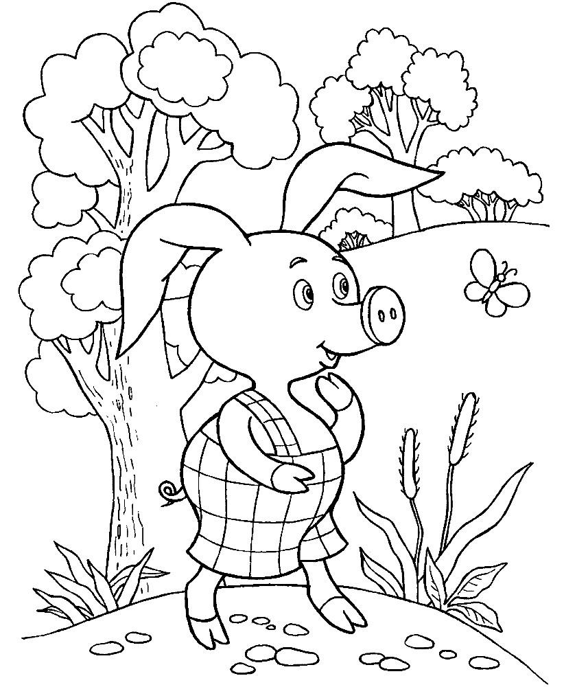 ВИННИ ПУХ | Раскраски для детей распечатать бесплатно в ...
