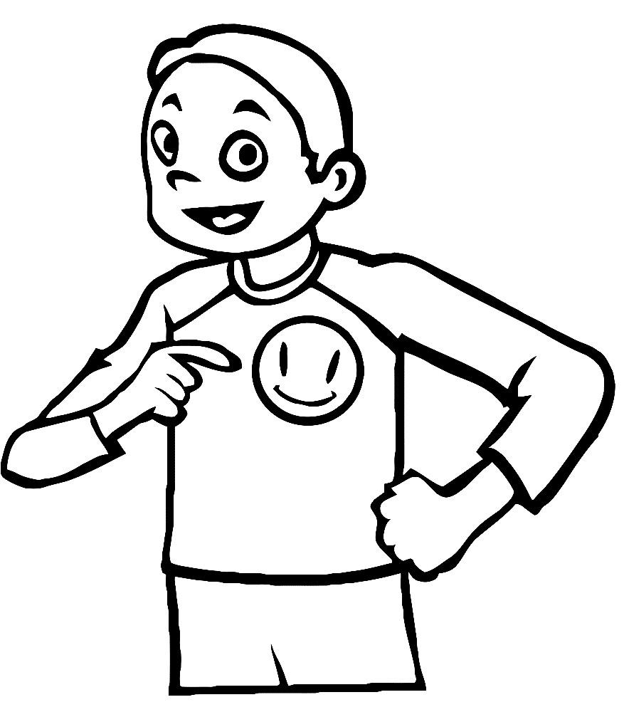 СМАЙЛИКИ | Раскраски для детей распечатать бесплатно в ...