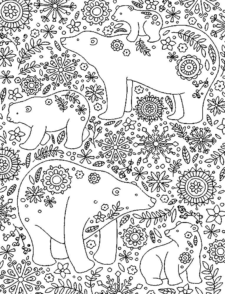 АНТИСТРЕСС ЖИВОТНЫЕ | Раскраски для детей распечатать ...