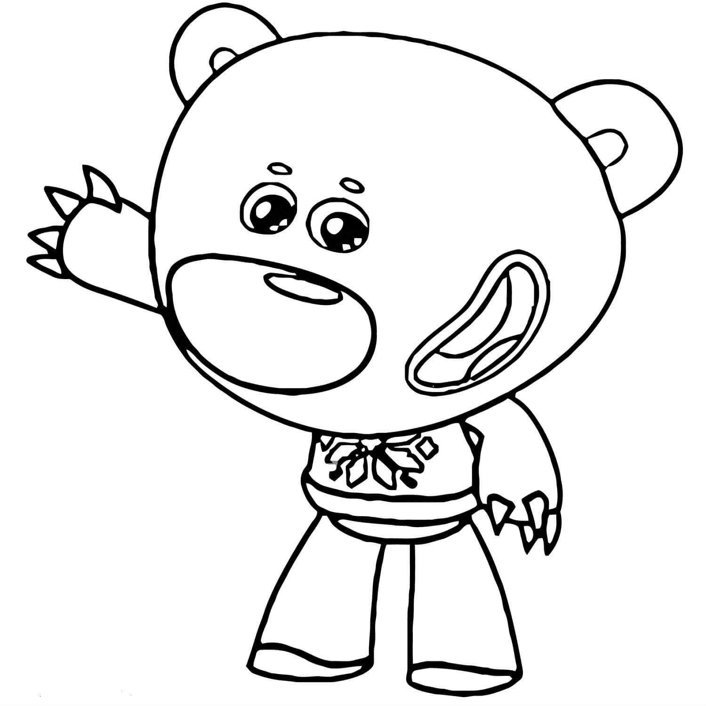 МИМИМИШКИ | Раскраски для детей распечатать бесплатно в ...