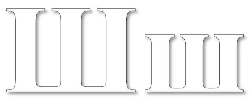 Раскраска буква Ш