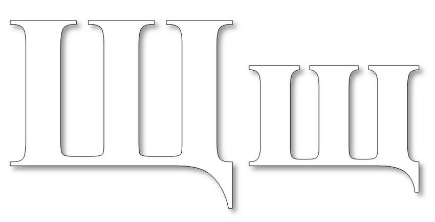 Раскраска буква Щ