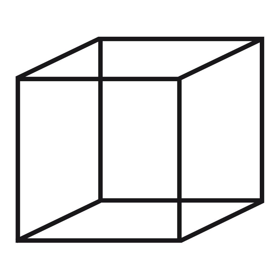 Раскраска куб